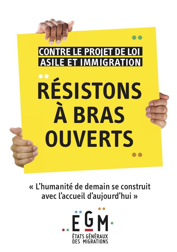 Affiche mobilisation